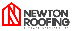 The Newton Roofing logo